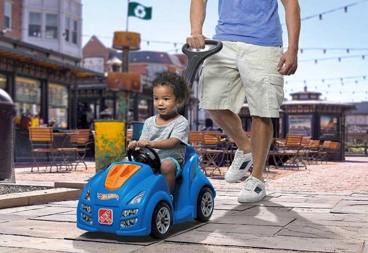 Porteur Enfant Voiture Hot Wheels