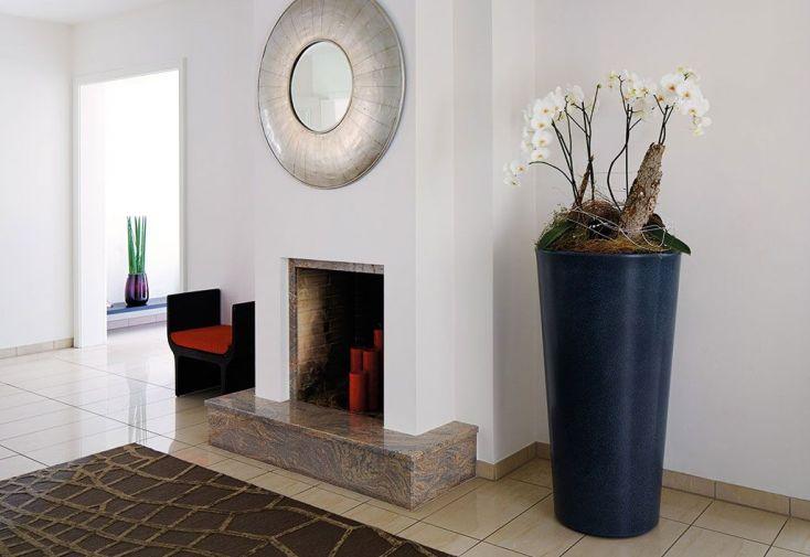 grand vase poser color 150 cm 5 coloris graf. Black Bedroom Furniture Sets. Home Design Ideas