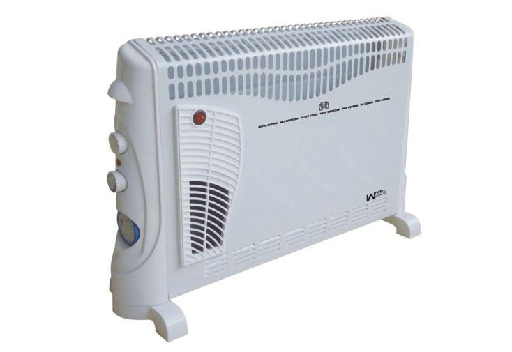 Convecteur + Turbo + Timer 2000W (70x19x44)