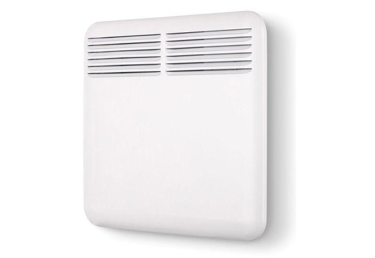 radiateur électrique mural convecteur avec thermostat 1000 watts