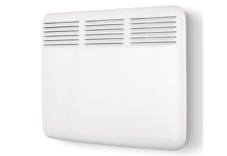 radiateur électrique compact 1500 Watts avec thermostat électronique