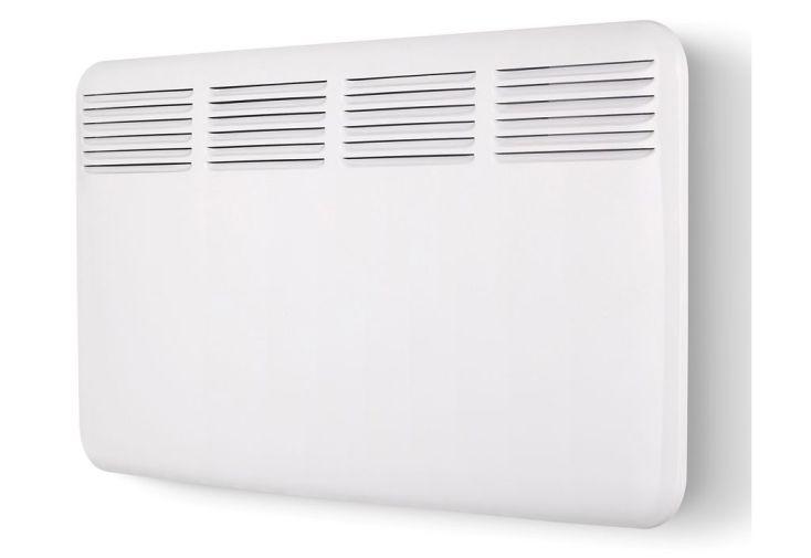 radiateur électrique chauffage mural convecteur 2000 Watts + thermostat