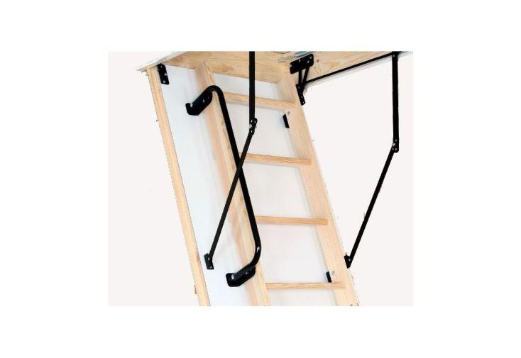 Rampe de Sécurité pour Escalier Escamotable Levigne
