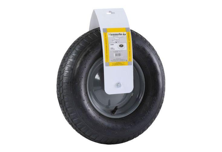 roue de brouette 40cm pour pick up 110 roue de. Black Bedroom Furniture Sets. Home Design Ideas