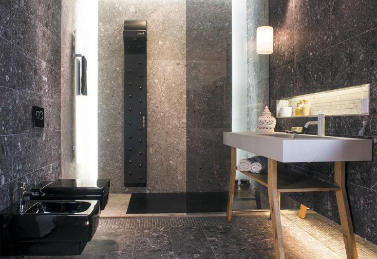 Séchoir Corporel Design Valiryo V1 séchoir de douche salle de bain