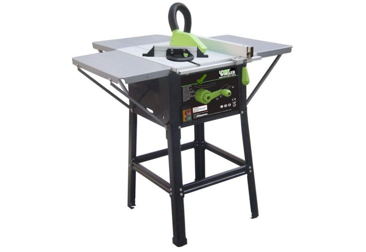 Table Scie Circulaire 1500 Watts