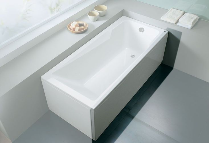 Tablier de facade pour baignoire armida et vanessa kolpa tablier de facade - Tablier pour baignoire ...