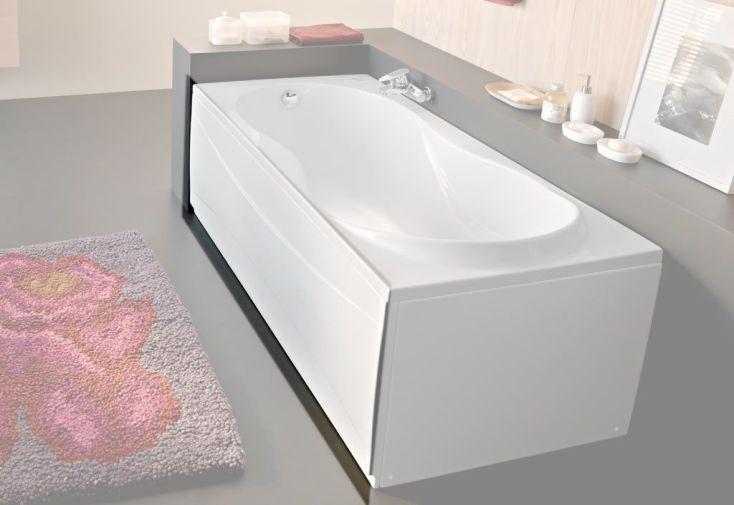 Tablier de facade pour baignoire vanessa kolpa kolpa - Tablier pour baignoire ...