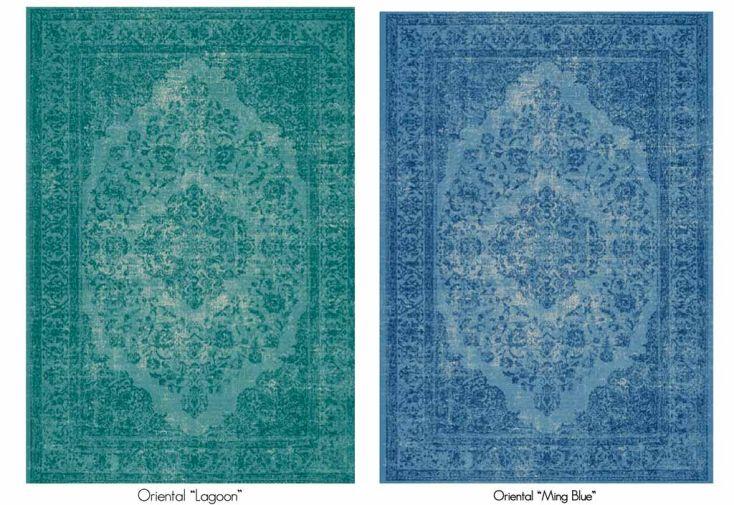 Tapis en Chenille de Coton Oriental 200 x 280 cm (9 coloris)