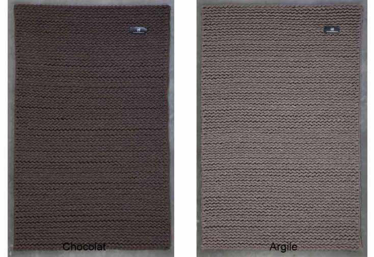 Tapis en Laine de Nouvelle-Zélande Cable 300x400cm (4 coloris)