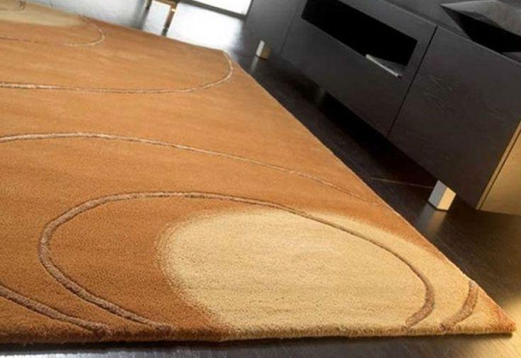 Tapis en Laine Quincee 140x200cm (2 coloris)