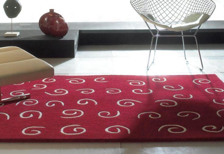 Tapis en Laine Arabesque 200x300cm (2 coloris)