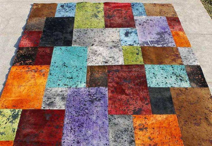 Tapis en Peau Otto (140x200 - 170x240 - 200x300cm)