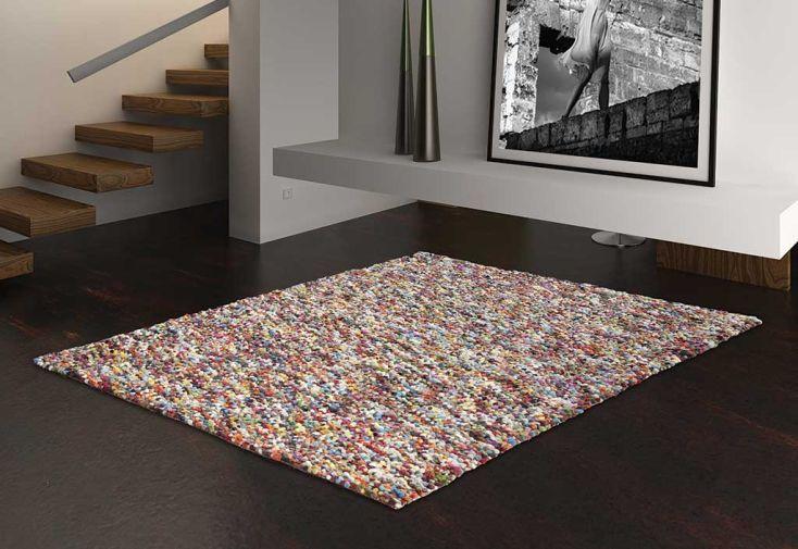 Tapis en Laine de Nouvelle-Zélande Pixel 120x180cm