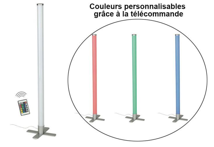 Lampe à Poser LED Tube Couleur