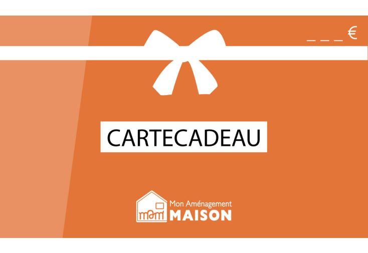 Carte Cadeau Mon Aménagement Maison