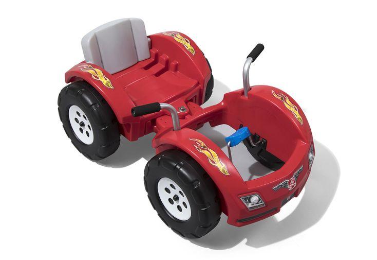 Voiture à pédales pour enfant buggy rouge Step 2