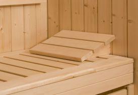Appuie-tête En Bois pour Sauna