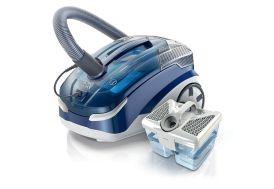 Aspirateur Nettoyeur Sans Sac Filtration Eau – Aqua+ Twin XT Blue