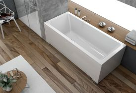 baignoire design Elektra kolpa salle de bain acrylique