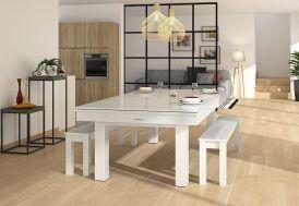 Billard 2 en 1 Transformable en Table Lafite