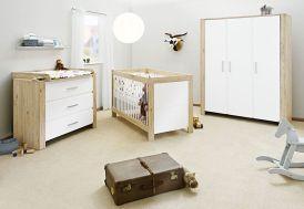 Chambre pour Bébé et Enfant Evolutive Candeo