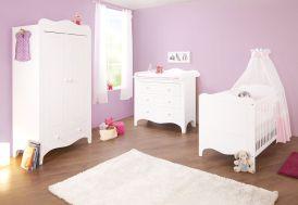 Chambre pour Bébé et Enfant Evolutive Fleur