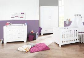Chambre pour Bébé et Enfant Evolutive Ice