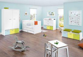 Chambre Evolutive pour Bébé et Enfant Enzo