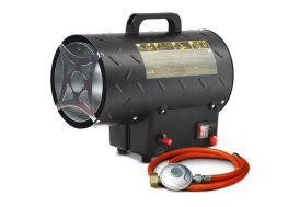 Chauffage de Chantier Canon à Chaleur Gaz 10 kW Warm Tech