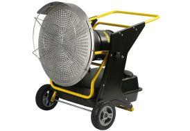 Générateur d'air chaud à Infrarouge chauffage professionnel au diesel