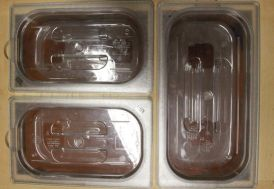 Set de Containers Inox et Hêtre Indu+