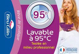 Couette Microfibre Lavable à 95°C 400 g/m² 140-200x200cm+220-260x260cm