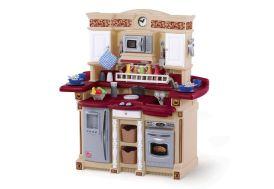 cuisine toute équipée et interactive pour enfants Party Time
