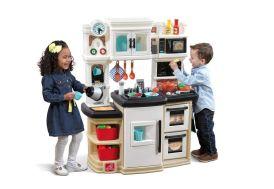 cuisine toute équipée pour enfants Grand Gourmet en plastique rotomoulé