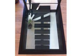 Dalle de Verre pour Escalier Metal Design 840x1000