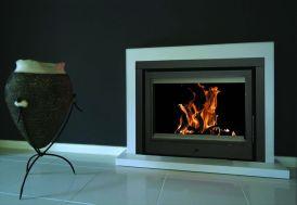 insert de cheminée à bois de classe énergétique A