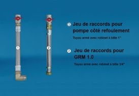 Kit Raccordement GRM Cuve à Eau GreenLife