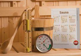 Kit d'Accessoires Sauna Premium