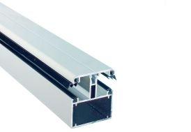 kit profil de jonction en aluminium en forme de T portant 4 m