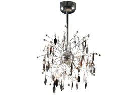 Lampe Suspension Design en Cristal Picass (3 coloris)