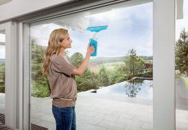 Nettoyeur de Vitres Windowjet Bleu