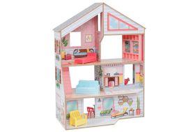 Maison de poupées Kidkraft 80 cm Charlie en bois
