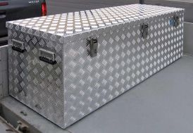 Malle Aluminium de Transport et de Stockage R470