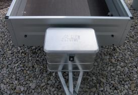 Malle Aluminium de Transport et de Stockage C29