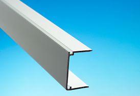 Profil Obturateur pour Plaques Polycarbonate 32 mm (Pls Coloris)