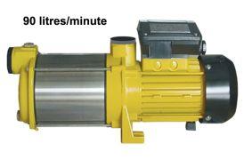 Pompe d'Aspiration Eaux Claires MH1100