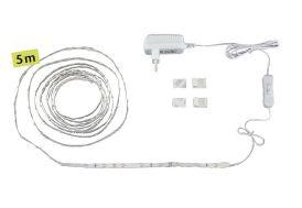 Ruban LED Blanc Lumière du Jour 5m
