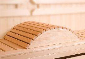 Surélévateur en Bois pour Sauna