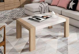Table Basse en Bois Kronos 114 x 60 cm